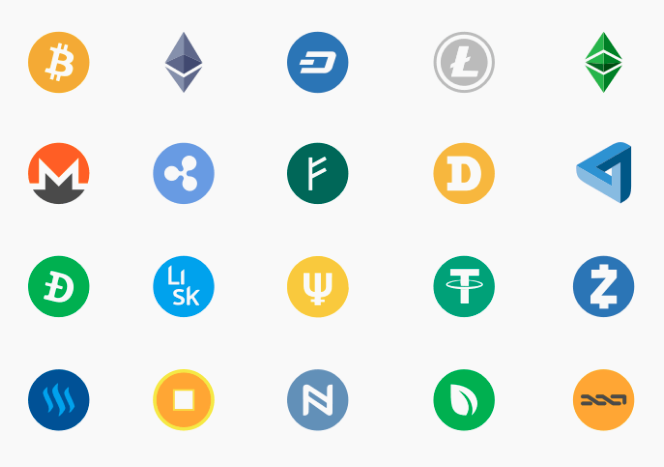 cryptocurrency mix